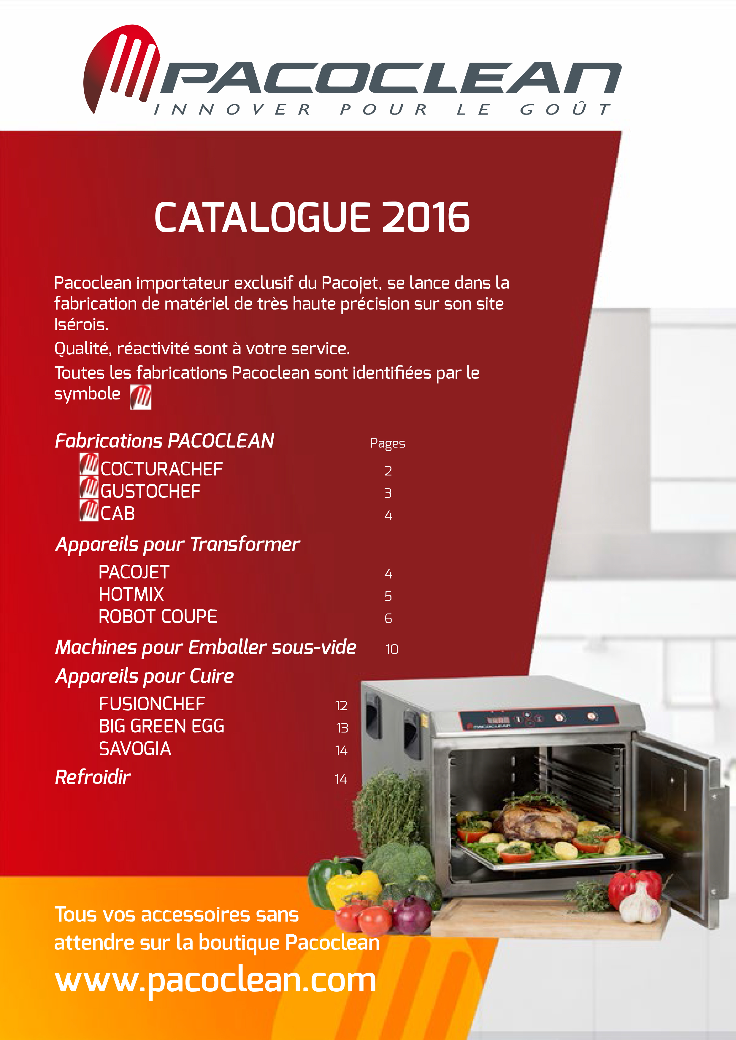 Pacoclean CAT2016 16p web