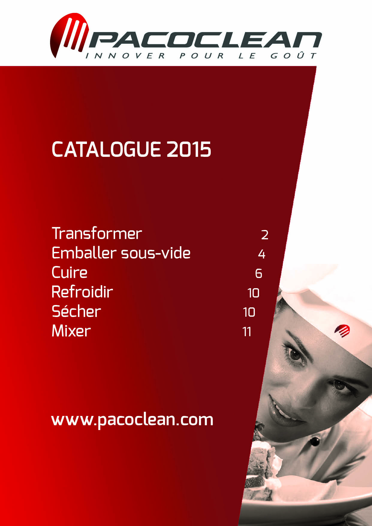 pacoclean Catalogue2015 couv