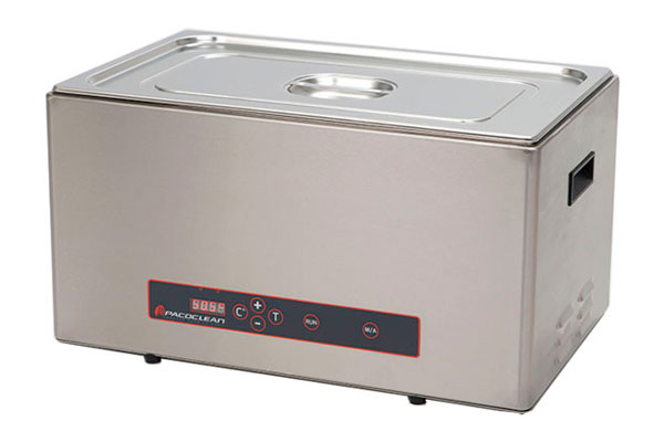 Gustochef, cuisson sous-vide basse temp